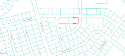 Ocala Residential Lots & Land For Sale: SW 138th Street Road