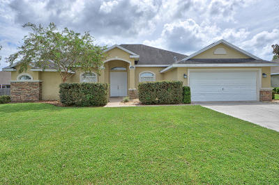 Ocala Single Family Home For Sale: 4396 NW 4th Circle
