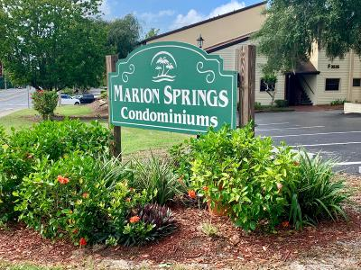 Ocala Condo/Townhouse For Sale: 3525 E Fort King Street #244