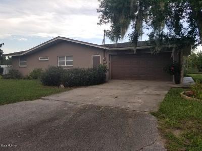 Williston FL Single Family Home For Sale: $349,000