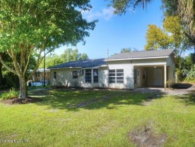 Dunnellon Single Family Home For Sale: 19090 SE 136th Court