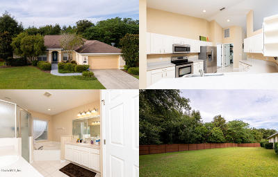 Ocala Single Family Home For Sale: 4327 NW 4th Circle