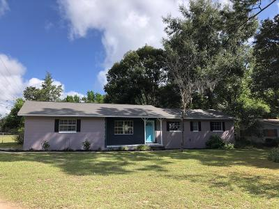 Ocala FL Single Family Home For Sale: $139,900