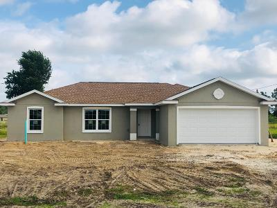 Marion County Single Family Home For Sale: 7085 SE 124th Lane