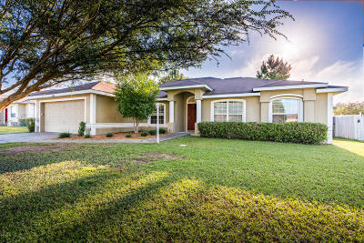 Ocala Single Family Home For Sale: 6453 SW 63rd Court