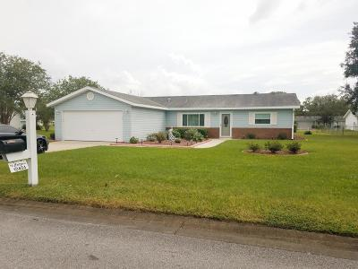 Marion County Single Family Home For Sale: 10404 SE 176th Street
