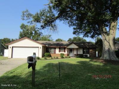 Ocala Single Family Home For Sale: 540 SE 56th Avenue