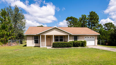 Ocala Single Family Home For Sale: 27 Pine Trace Loop