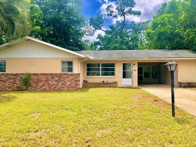 Marion County Single Family Home For Sale: 497 Water Road