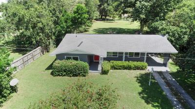 Ocala Single Family Home For Sale: 4701 NE 22nd Terrace
