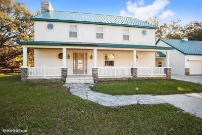 Umatilla FL Single Family Home For Sale: $895,000