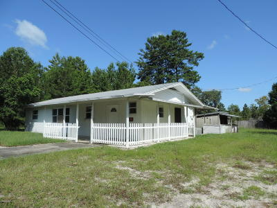 Marion County Single Family Home For Sale: 22201 Beach Boulevard