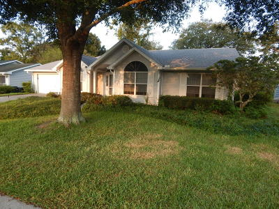 Marion County Single Family Home For Sale: 8285 SW 108th Loop