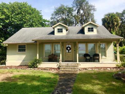 Marion County Single Family Home For Sale: 10707 SE 134th Street