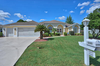 Ocala Single Family Home For Sale: 5205 NW 21st Loop