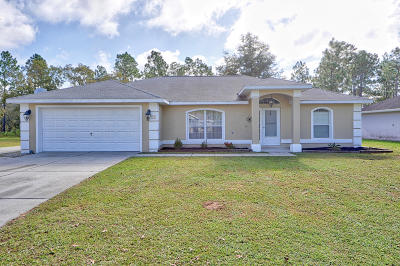 Marion County Single Family Home For Sale: 31 Fir Drive