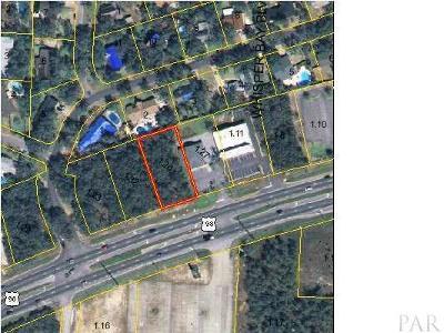 Gulf Breeze Residential Lots & Land For Sale: Lot 120 Gulf Breeze Pkwy