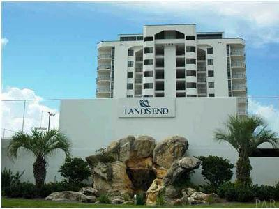 Perdido Key Condo/Townhouse For Sale: 13335 Johnson Beach Rd #101
