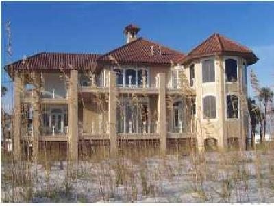 Pensacola, Pensacola Beach, Perdido, Perdido Key, Bagdad, Gulf Breeze, Milton, Navarre, Navarre Beach, Pace Single Family Home For Sale: 500 Avenida 14
