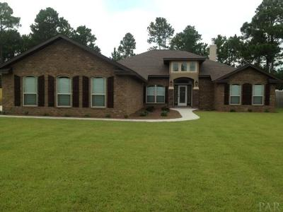 Pace Single Family Home For Sale: 5374 Southlake Dr