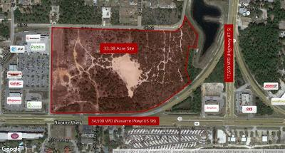 Navarre Residential Lots & Land For Sale: 8250 Navarre Pkwy