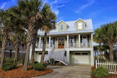 Pensacola Beach Single Family Home For Sale: 7 Seashore Dr
