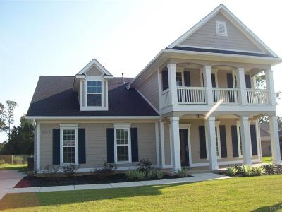 Pensacola Single Family Home For Sale: 5913 Walter Franklin Rd