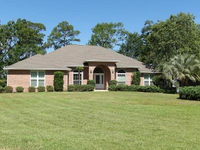 Milton Single Family Home For Sale: 4519 River Ranch Rd