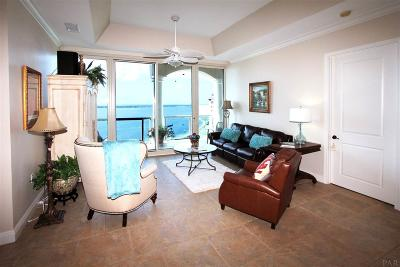 Pensacola Beach Condo/Townhouse For Sale: 1 Portofino Dr #2105