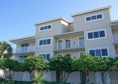 Pensacola Beach Condo/Townhouse For Sale: 1111 Ft Pickens Rd #321