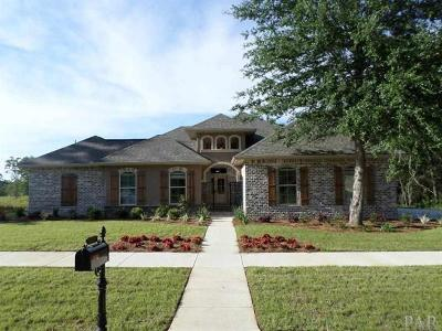 Pensacola Single Family Home For Sale: 2779 Huntington Creek Blvd