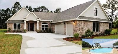 Navarre Single Family Home For Sale: 2010 Tampa Blvd #TBB