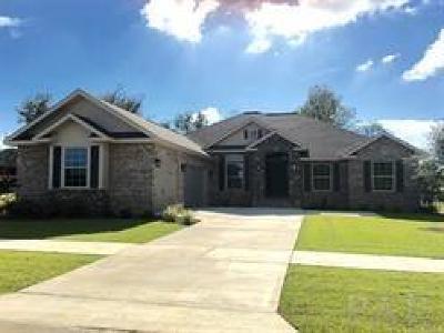 Pensacola Single Family Home For Sale: 1507 Vintage Oaks Cir
