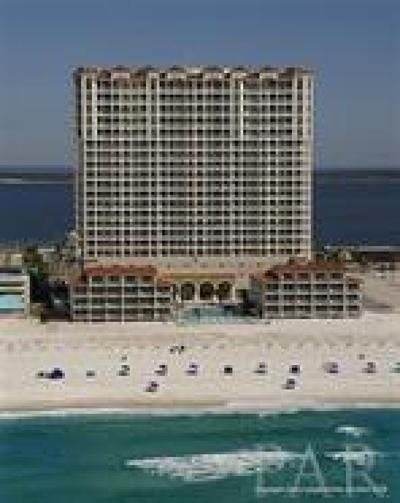 Pensacola Beach Condo/Townhouse For Sale: 18 Via Deluna Dr #805