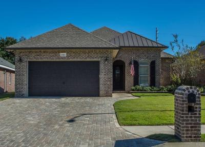 Gulf Breeze Single Family Home For Sale: 1322 Autumn Breeze Cir #Plan A