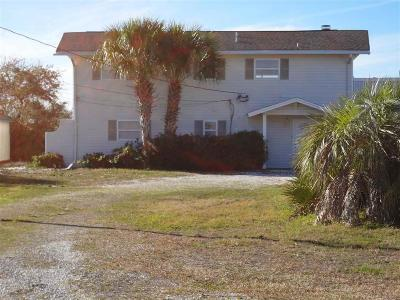 Perdido Key Single Family Home For Sale: 14674 River Rd