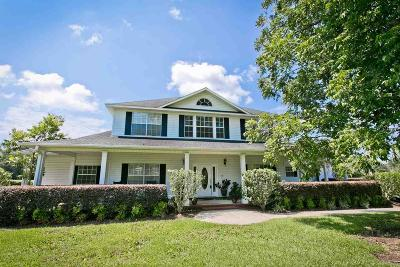 cantonment Single Family Home For Sale: E 1241 Kingfield Rd