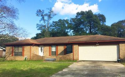 Cantonment Single Family Home For Sale: 1082 New Haven Dr
