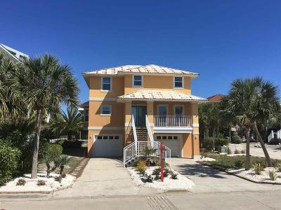 Pensacola Beach Single Family Home For Sale: E 13 Galvez Ct