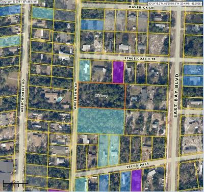 Gulf Breeze Residential Lots & Land For Sale: 1814 Anderson Ave