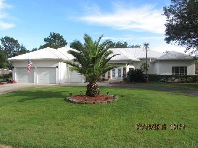Navarre Single Family Home For Sale: 7065 Summit Dr