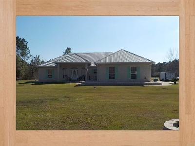 Milton Single Family Home For Sale: 7213 Lavon Rd