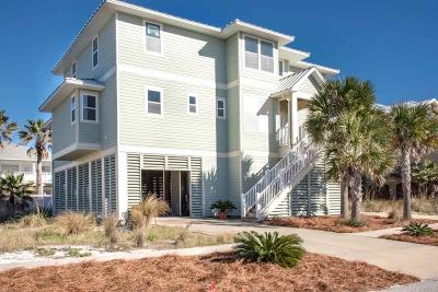 Pensacola Beach Single Family Home For Sale: 5 Calle Juela