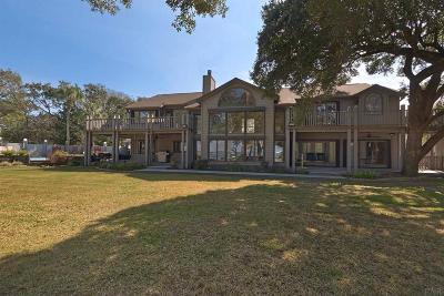 Pensacola Single Family Home For Sale: 940 Paradise Beach Cir