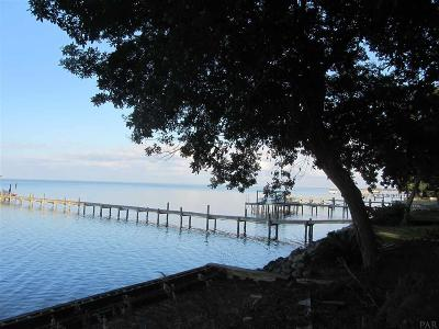 Gulf Breeze Single Family Home For Sale: W 4158 Sandy Bluff Dr