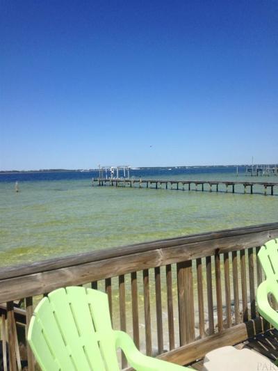 Pensacola, Pensacola Beach Single Family Home For Sale: 601 Panferio Dr