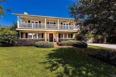 Pensacola Single Family Home For Sale: 1012 Harbourview Cir