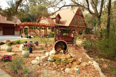 Milton Single Family Home For Sale: 7465 Lakeside Dr