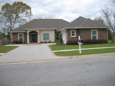Cantonment Single Family Home For Sale: 2177 Staff Dr