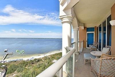 Pensacola Beach Condo/Townhouse For Sale: 2 Portofino Dr #1309